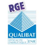 LOGO RGE reconnu garant de l'environnement