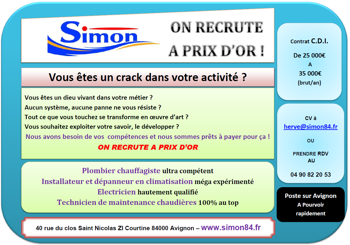 recrutement crack