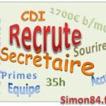 secretaire 2019 image